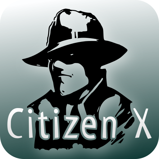citizen x icon