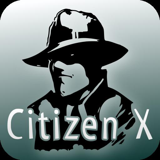 citizen x icon